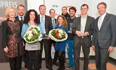 Superillu Gründerpreis 2013