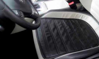 <strong>Sitzauflage</strong> für CC Passat, genau in die Sitzfläche eingepasst